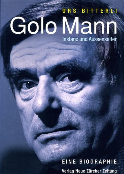 Golo Mann - Coverbild