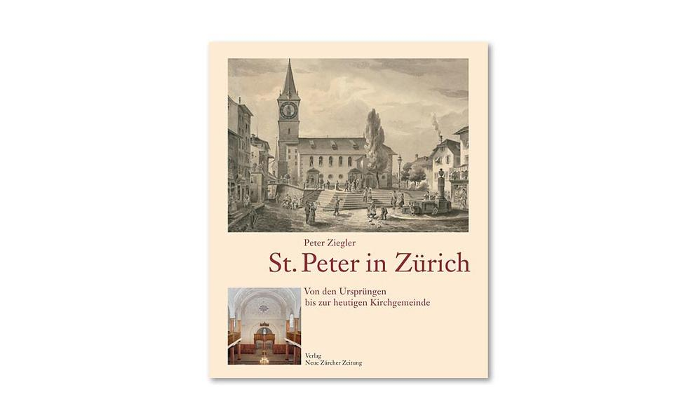 St. Peter in Zürich - Coverbild