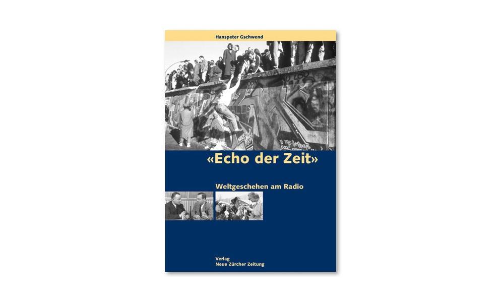 Echo der Zeit - Coverbild