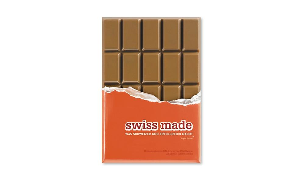 Swiss made - Coverbild