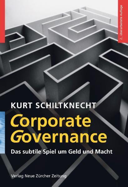 Corporate Governance - Coverbild