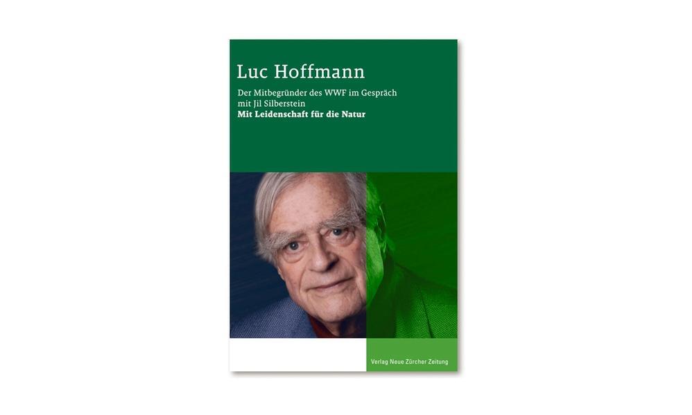 Luc Hoffmann - Coverbild