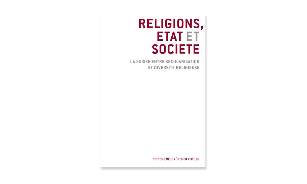 Religions, Etat et société - Coverbild