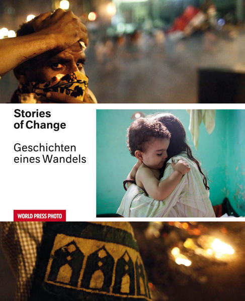 Stories of Change - Geschichten eines Wandels - Coverbild