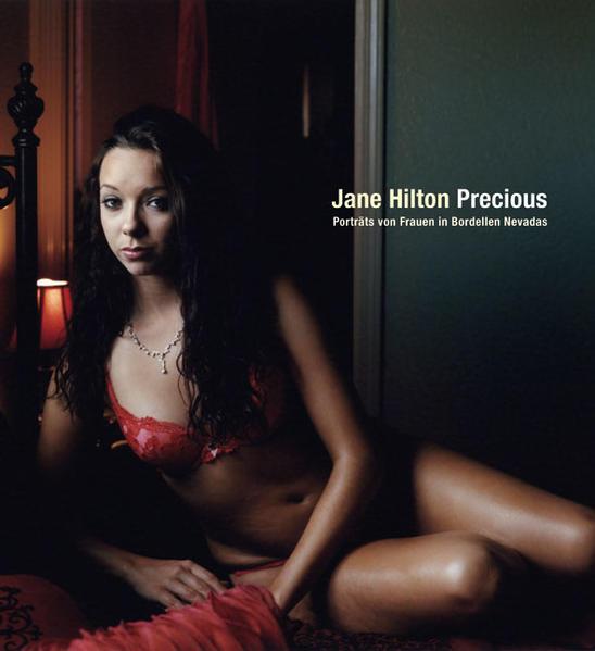Jane Hilton - Precious - Coverbild