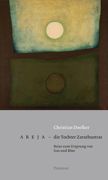 Areja – die Tochter Zarathustras - Coverbild