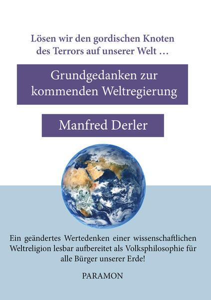 Grundgedanken zur kommenden Weltregierung - Coverbild