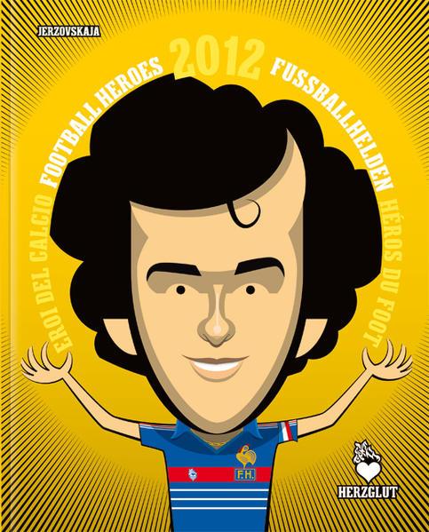 FOOTBALL HEROES 2012 - Coverbild