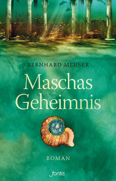 Maschas Geheimnis - Coverbild