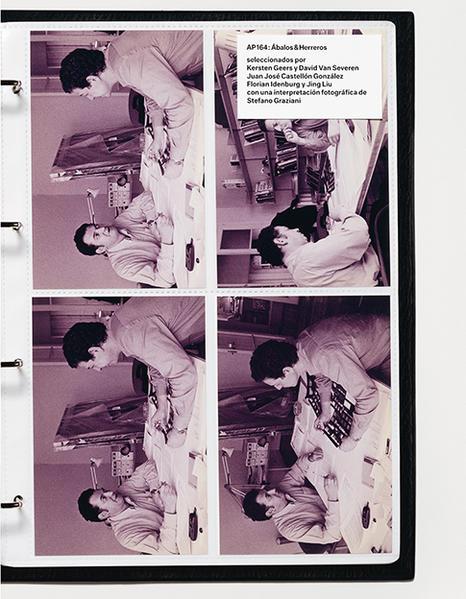 AP 164: Ábalos y Herreros - Coverbild