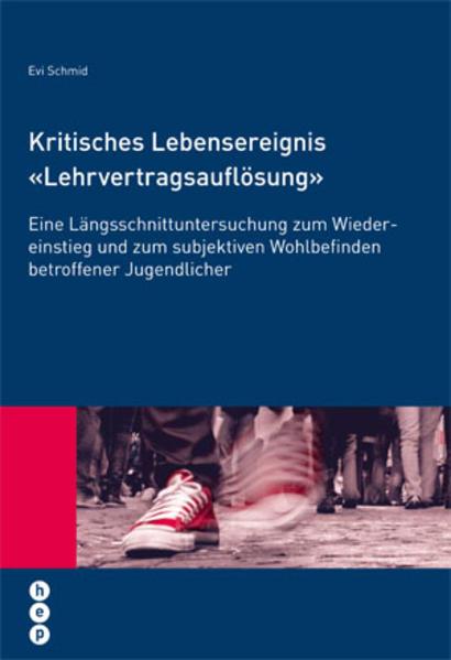 Kritisches Lebensereignis «Lehrvertragsauflösung» - Coverbild