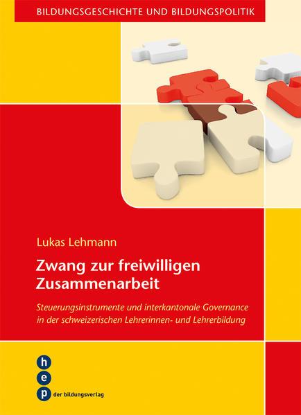 Zwang zur freiwilligen Zusammenarbeit - Coverbild