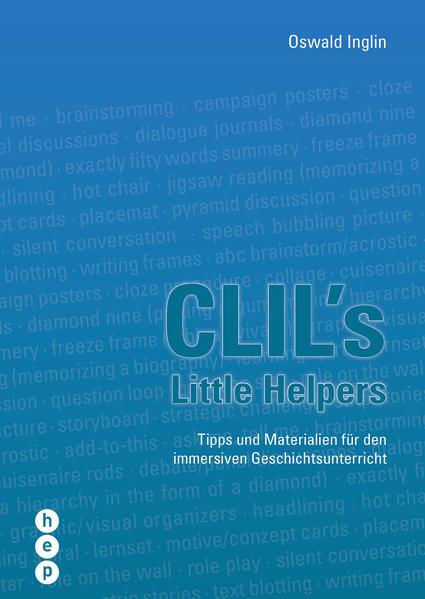 CLIL's Little Helpers - Coverbild