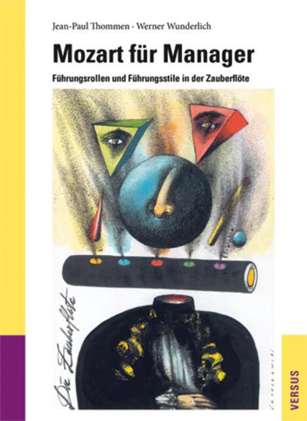 Mozart für Manager - Coverbild