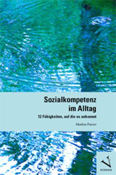 Sozialkompetenz im Alltag - Coverbild