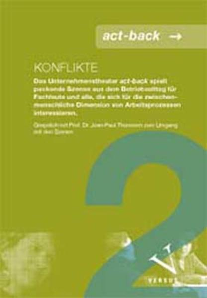 Konflikte (DVD 2) - Coverbild