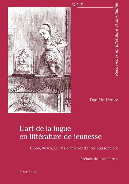 L'art de la fugue en littérature de jeunesse - Coverbild