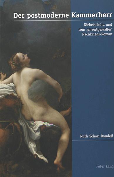 Der postmoderne Kammerherr - Coverbild