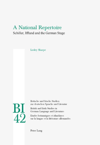 A National Repertoire - Coverbild