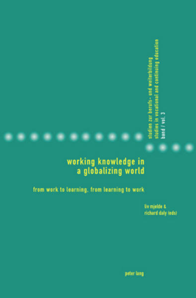 Working Knowledge in a Globalizing World - Coverbild