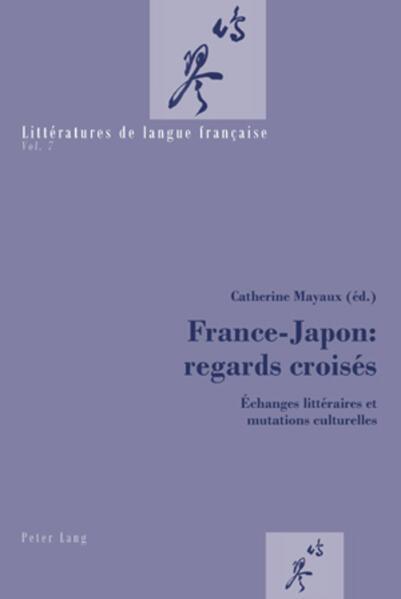 France-Japon : regards croisés - Coverbild