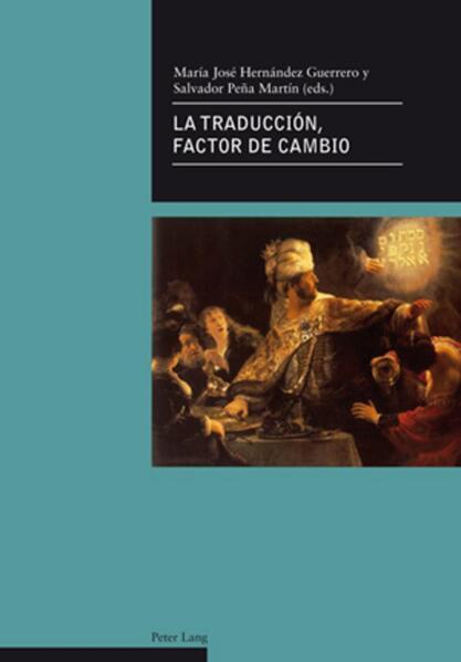 La traducción, factor de cambio - Coverbild