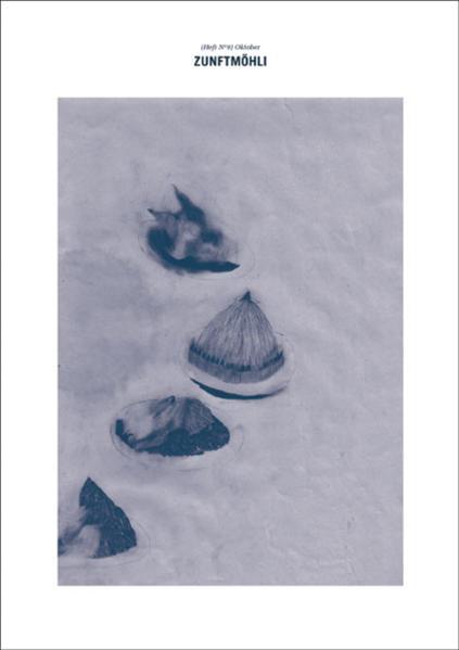 Sonntagsfreuden. Hefte 1-12 / Sonntagsfreuden Nr. 9: Zunftmöhli - Coverbild