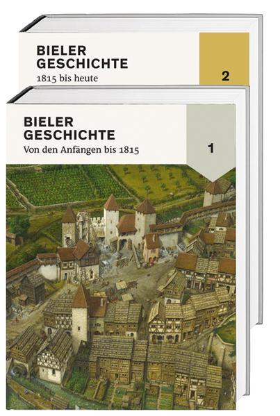 Bieler Geschichte - Coverbild