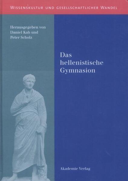 Das hellenistische Gymnasion - Coverbild
