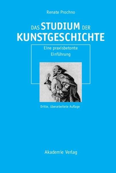 Das Studium der Kunstgeschichte - Coverbild