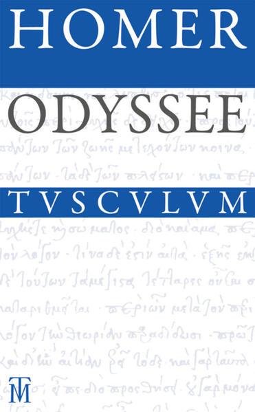 Odyssee - Coverbild