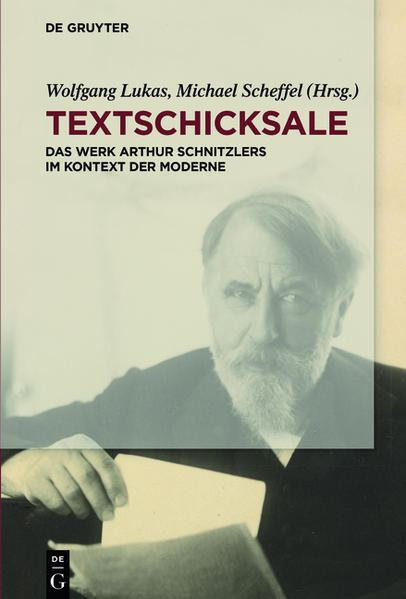 Textschicksale - Coverbild