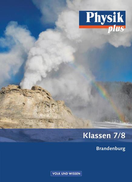 Physik plus - Brandenburg / 7./8. Schuljahr - Schülerbuch - Coverbild