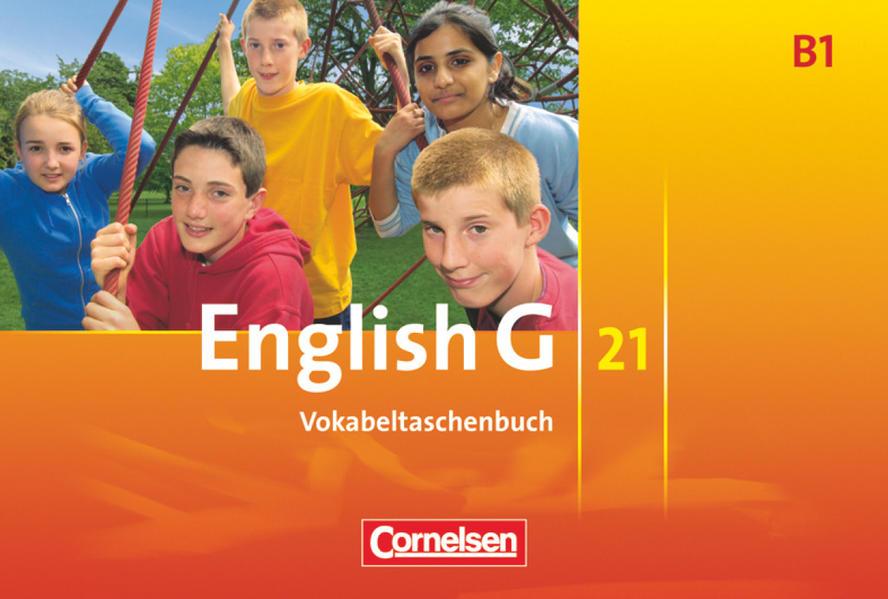 English G 21 - Ausgabe B / Band 1: 5. Schuljahr - Vokabeltaschenbuch - Coverbild