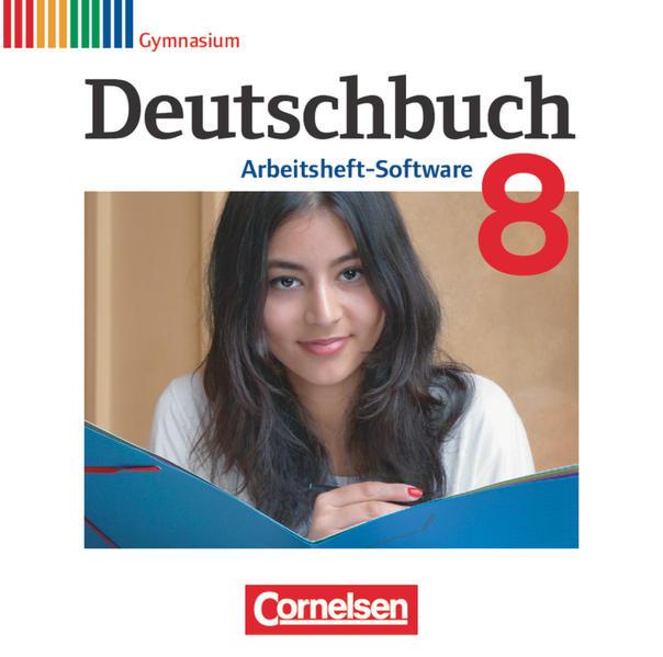 Deutschbuch Gymnasium - Zu Allgemeine Ausgabe - Neubearbeitung, Hessen,... / 8. Schuljahr - Übungs-CD-ROM zum Arbeitsheft - Coverbild