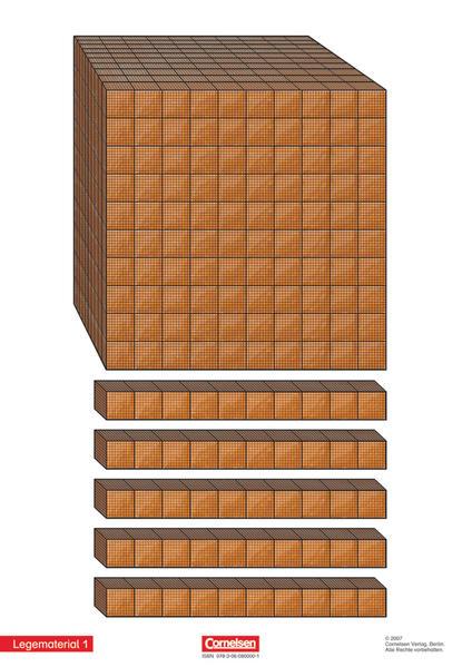 Einstern - Kartonbeilagen - Ausgabe 2004 / Band 4 - Legematerial 1 - Coverbild