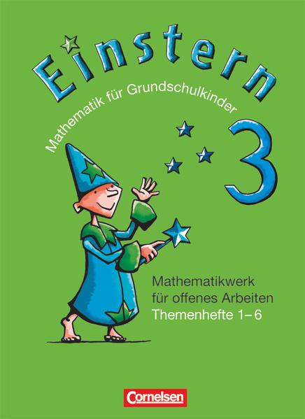 Einstern - Ausgabe 2004 / Band 3 - Themenhefte 1-6 und Kartonbeilagen im Schuber - Coverbild