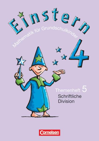 Einstern - Ausgabe 2004 / Band 4 - Schriftliche Division / Geometrie - Coverbild