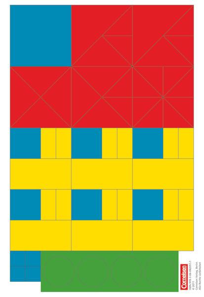 eins zwei drei - Mathematik / 1. Schuljahr - Geometrische Formen - Coverbild
