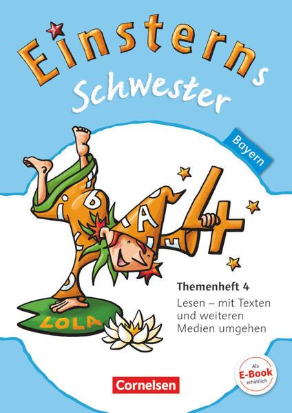 Einsterns Schwester - Sprache und Lesen - Bayern / 4. Jahrgangsstufe - Themenheft 4 - Coverbild