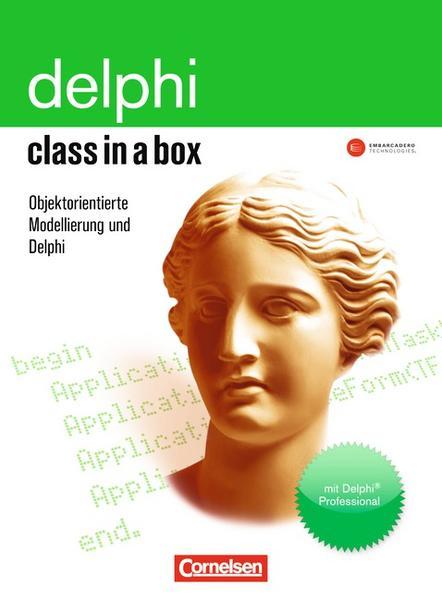 class in a box - CodeGear Delphi / Delphi Professional für Win32 - Coverbild