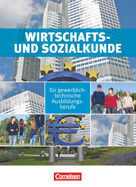 Wirtschafts- und Sozialkunde - Bisherige Ausgabe / Gewerblich-technische Ausbildungsberufe - Coverbild