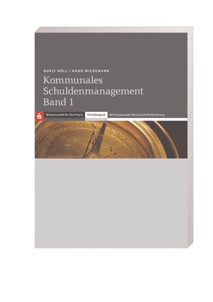 Kommunales Schuldenmanagement, Band 1 - Coverbild