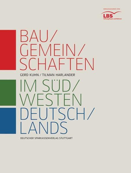 Baugemeinschaften im Südwesten Deutschlands - Coverbild