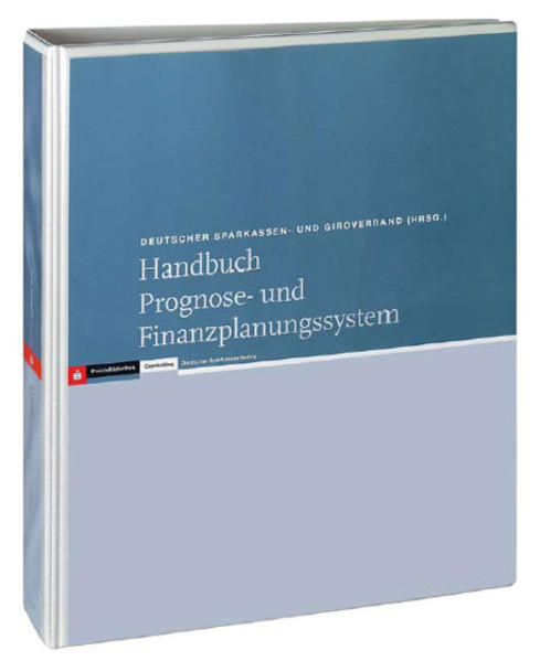 Handbuch Prognose- und Finanzplanungssystem. Mit 28. Ergänzungslieferung - Coverbild