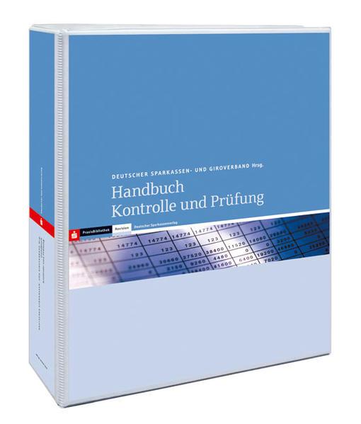 Handbuch Kontrolle und Prüfung - Coverbild