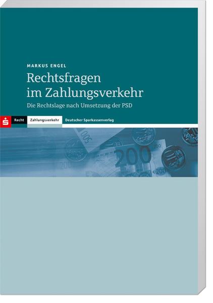 Rechtsfragen im Zahlungsverkehr - Coverbild