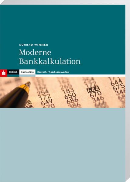 Moderne Bankkalkulation - Coverbild