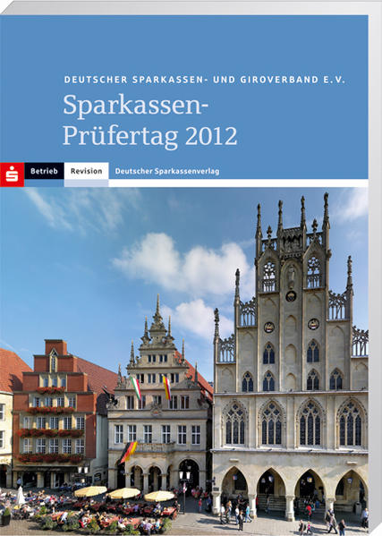Sparkassen-Prüfertag 2012 - Coverbild