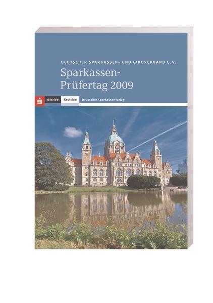 Sparkassen-Prüfertag 2009 - Coverbild